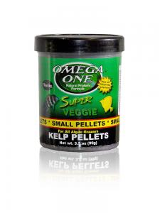 Omega One 99g Super veggie small pellet